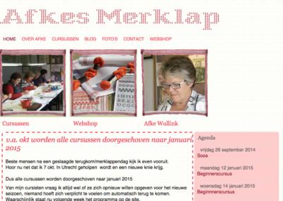 Afkes' merklap