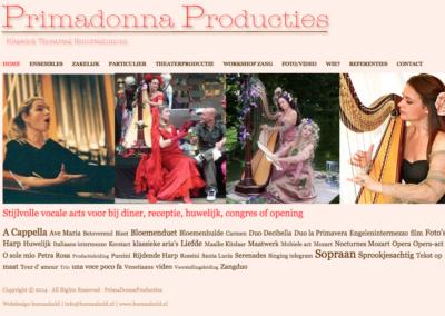 Primadonna Producties