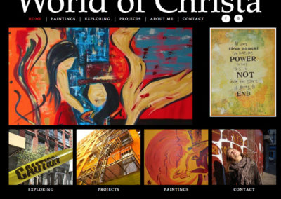 World of Christa