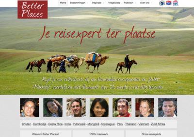 Duurzaam reizen: Betterplaces