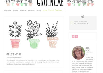 Hetgroenlab online magazine