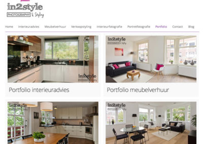In2style – styling website