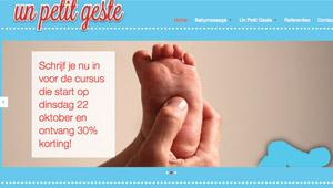 Cursus baby massage