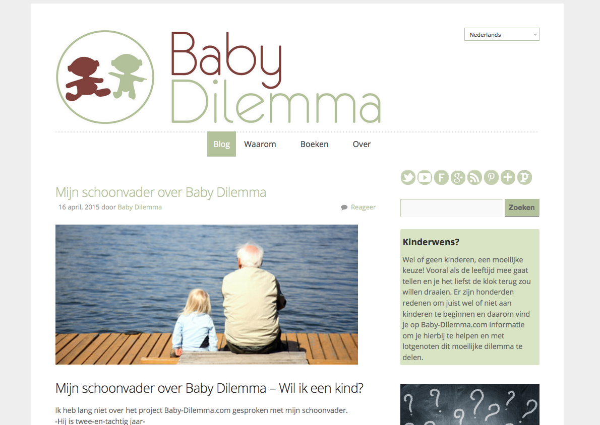 WordPress forum Babydilemma
