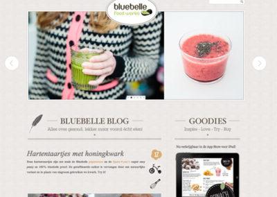 Bluebelle: echt eten