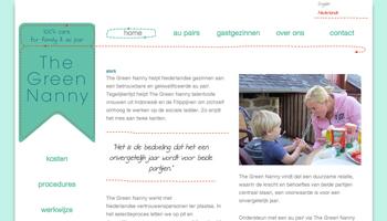 The Green nanny: Duurzame Au Pairs