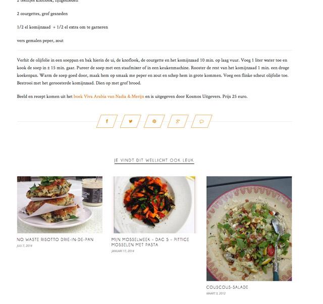 recepten_website_wordpress_voorbeeld