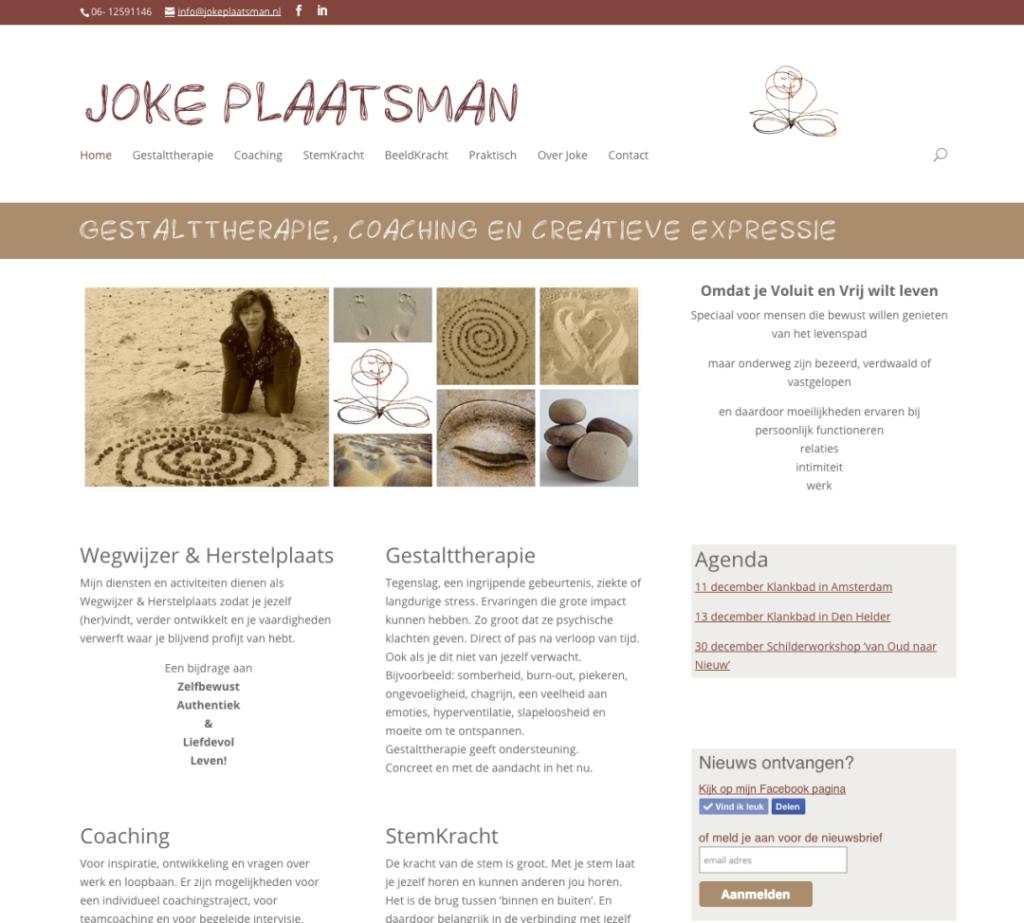 klankbad_wordpress_website