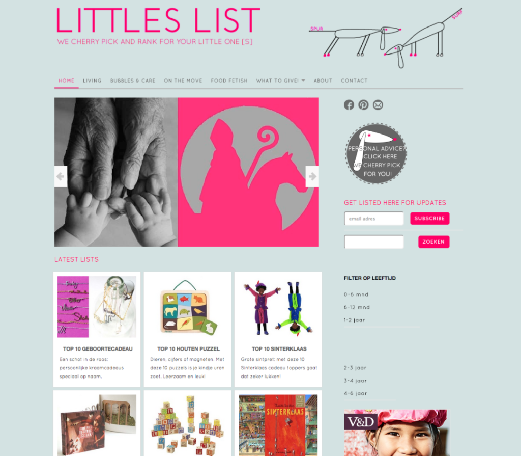 wordpress_kids_website