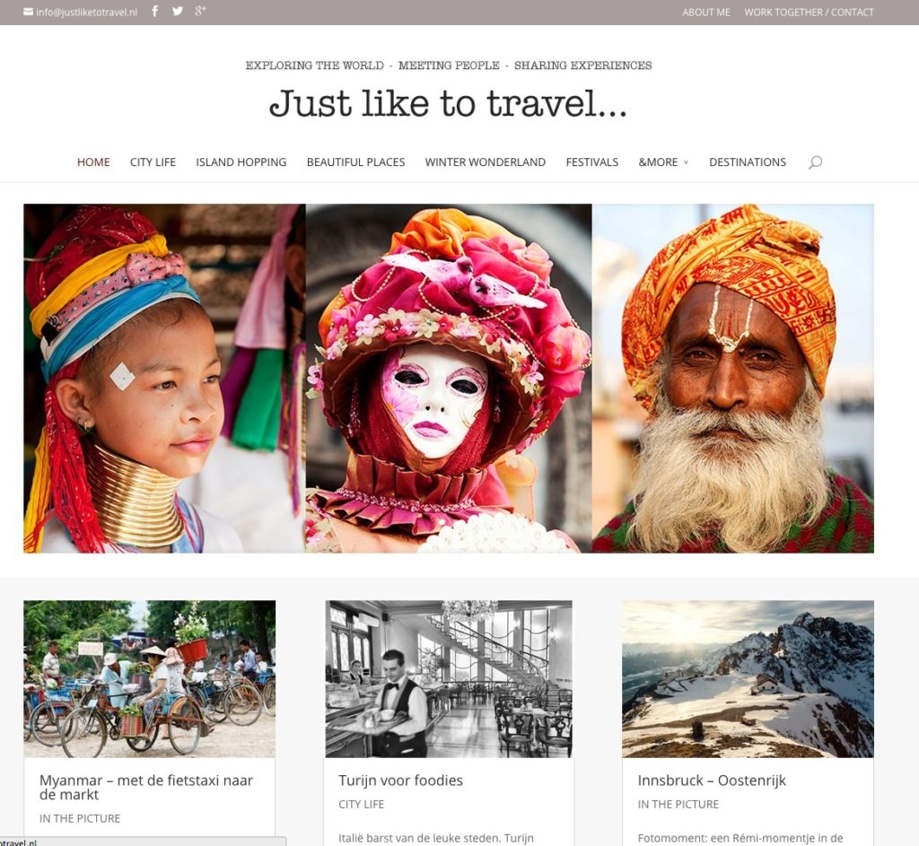 wordpress_reis_verhalen_website