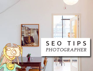 SEO tips Fotograaf - optimaliseer je foto\'s en bedenk je niche