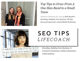 SEO TIPS VOOR LIFECOACHES