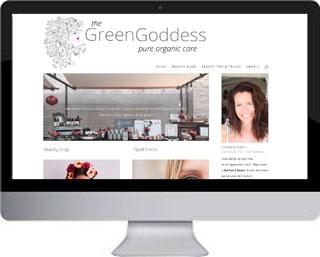 Voorbeeld webshop beauty producten
