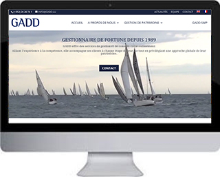 Website in 2 talen