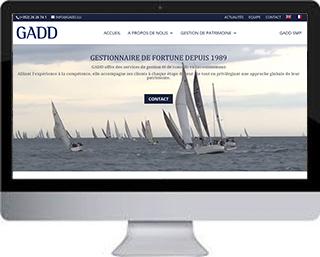 Website in 2 talen