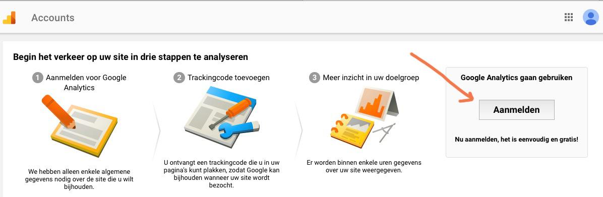google_analytics_aanmelden