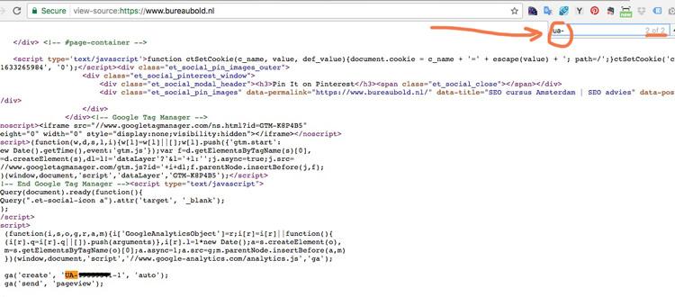 google_analytics_check_wordpress_site
