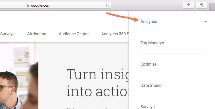 google_analytics_wordpress-account-aanmaken
