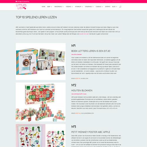 backlinks links seo littleslist
