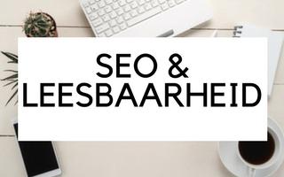 Readability / Leesbaarheid and SEO