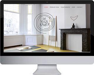Website De Yogakamer