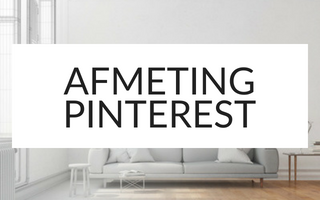 Pinterest afmeting – beste 2018
