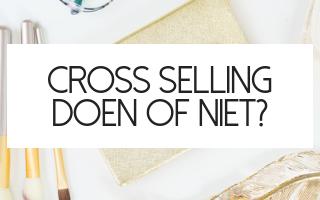 Cross selling betekenis