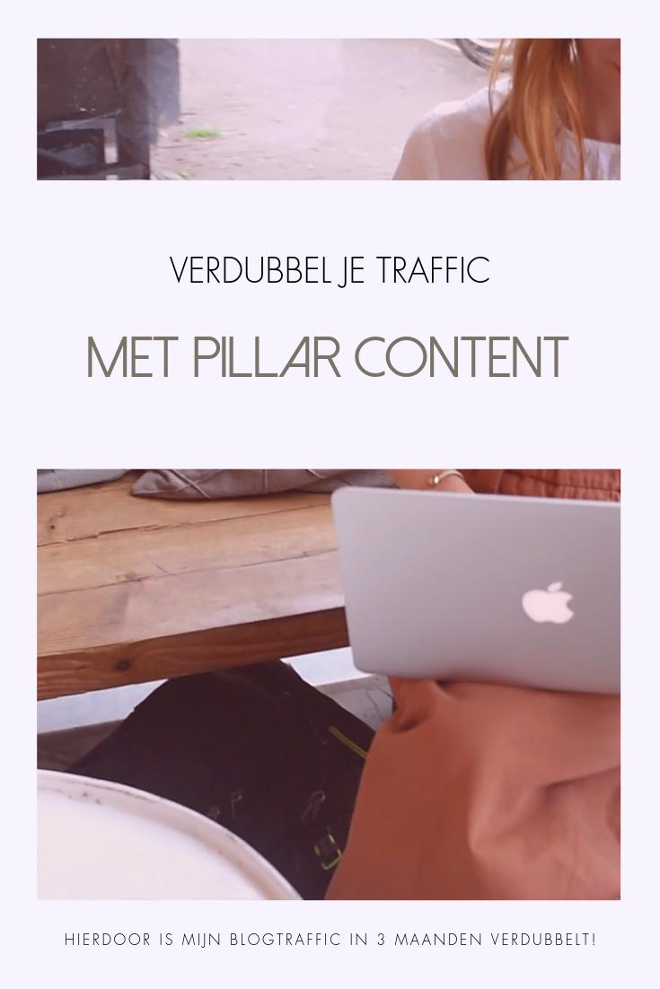 pillar content blog groei