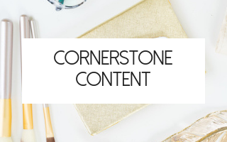 Yoast Cornerstone content