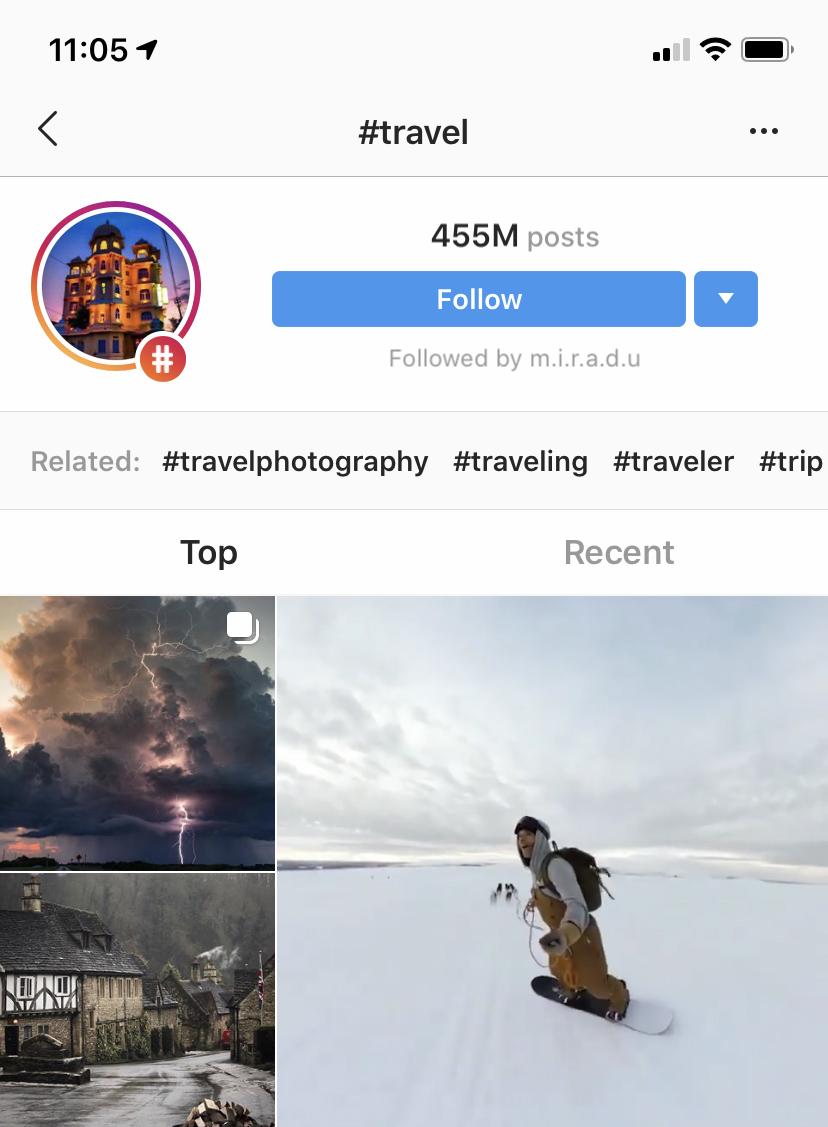 hoeveel hashtags instagram suggesties