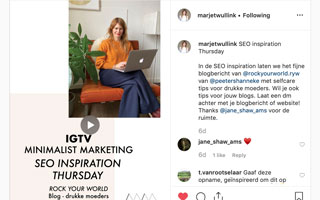 Embed IGTV video in WordPress website
