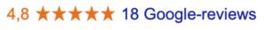 google sterren minimalist marketing