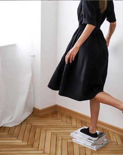 Europese minimalist fashion brand polish transparent merken