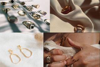 Minimalistische jewellery Amsterdam