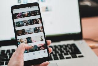 Verhaal delen Instagram