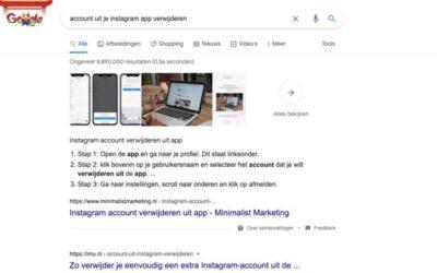 Google samenvattingen: hoe zet je die in WordPress