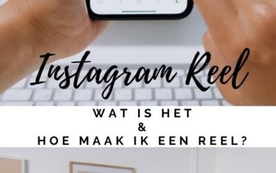 Instagram reel: Wat is dat?