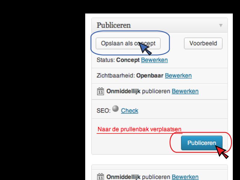 Publiceren-Bijwerken-concept