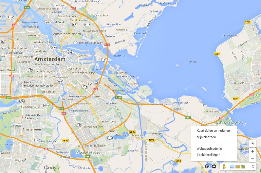 google maps embedden wordpress