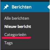 categorieen_berichten_wordpress